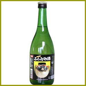 ふくのひれ酒本醸造720ml【しらたき酒造】 fukunosato