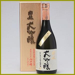 清酒 関娘 大吟醸 (720ml)【下関酒造】 fukunosato