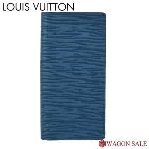 【商品名】LOUIS VUITTON エピ      ポルトフォイユ ブラザ      メンズ ウォ...