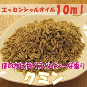 クミン (10ml) エッセンシャルオイル|fukuoka-soleil-shop