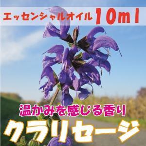 クラリセージ (10ml)  エッセンシャルオイル|fukuoka-soleil-shop