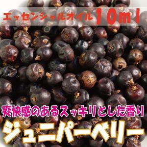 ジュニパーベリー  (10ml)  エッセンシャルオイル|fukuoka-soleil-shop