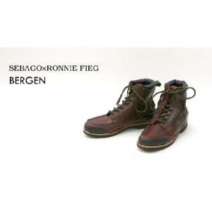 SEBAGO×RONNIE FIEG セバゴ BERGEN|fukuraku-store