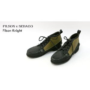 SEBAGO×FILSON セバゴxフィルソン FILSON KNIGHT|fukuraku-store