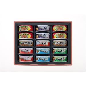 惣菜缶詰 金沢ふくら屋 味の匠A 缶詰15缶セット (賞味期限3年)/保存食・非常食・手土産に|fukuraya