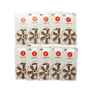 シバントス シグニア PR41 (312) 補聴器電池 茶 10パック