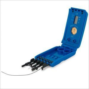 自立コム 補聴器電池用 クリーナ付バッテリーチェッカ HS-BC08|fukushikun