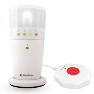 自立コム ベルマンビジットシステム フラッシュ受信器(ベッドシェーカ付) BE1441SET|fukushikun