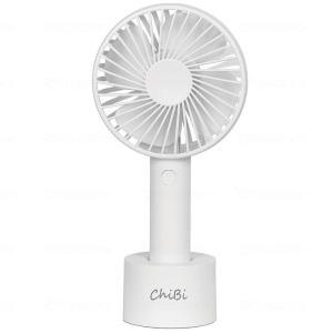 ジェイセップ九州 携帯扇風機 ChiBi ACアダプタ無 ライトグリーン NBCB-ES09|fukushikun