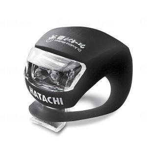 羽立工業 HATACHI ラージレンズLEDライト ブラック WH6100-09|fukushikun