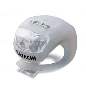羽立工業 HATACHI ラージレンズLEDライト ホワイト WH6100-01|fukushikun