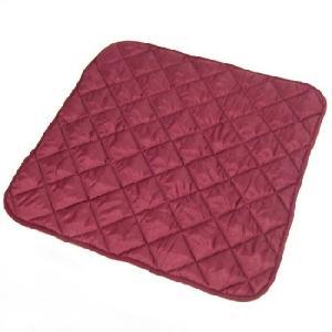 オーラ蓄熱繊維足湯気分 暖らんこたつマット 正方形80×80cn 富士パックス(P10)|fukushikun