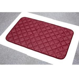 オーラ蓄熱繊維足湯気分 暖らんこたつマット 長方形・大80×125cm 富士パックス(P10)|fukushikun