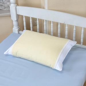 富士パックス 三河木綿使用 クールでドライな 清涼ガーゼ枕カバー イージック 48×60cm fukushikun