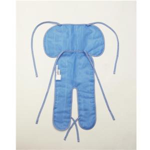富士パックス クールでドライな清涼チャイルドシートパッド ギンガムチェック仕様 ブルー fukushikun