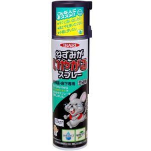 ネズミ忌避剤 ねずみいやがるスプレー イカリ消毒株式会社|fukushikun