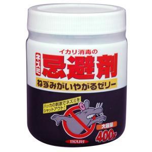 ネズミ忌避剤 ねずみいやがるゼリー イカリ消毒株式会社|fukushikun