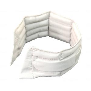 石崎資材 冷却スカーフ ビズクールS ライトグレー BZS-LG-D fukushikun