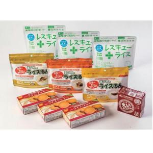 タナカシンソー アレルギー対応非常食セットA 10セット ケース 39995|fukushikun