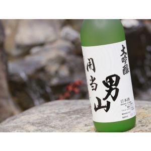 開当男山大吟醸720ml お中元/贈答品/ギフト/福島/送料込|fukushima-ichiba