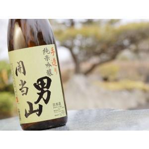 開当男山純米吟醸1800ml お中元/贈答品/ギフト/福島/送料込|fukushima-ichiba