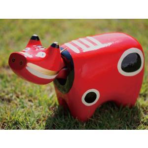 会津柳津円蔵寺建立の際、最後迄働き通した赤色の牛。その赤色の牛にあやかるように古来より、子供の誕生に...