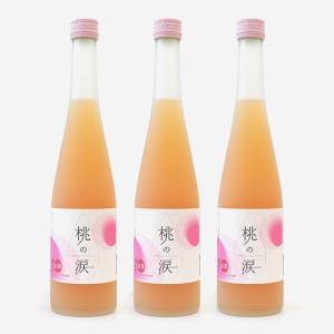 数量限定20%OFFクーポン配布 ピーチリキュール桃の涙3本セット 御中元/贈答品/ギフト/福島/送料込 ふくしまプライド。体感キャンペーン(お酒/飲料)|fukushima-ichiba