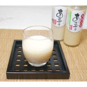 数量限定20%OFFクーポン配布 豆乳入り甘酒と米と糀だけの甘酒6本セット ふくしまプライド。体感キャンペーン(お酒/飲料)|fukushima-ichiba