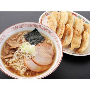 らーめん・肉餃子セット お歳暮/贈答品/ギフト/福島/送料込|fukushima-ichiba
