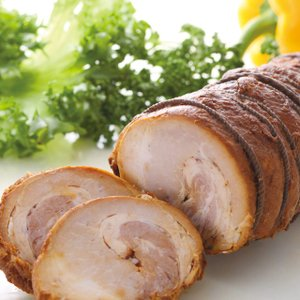 数量限定20%OFFクーポン配布 うつくしまエゴマ豚 焼豚 御中元/贈答品/ギフト/福島/送料込 ふくしまプライド。体感キャンペーン(お肉) fukushima-ichiba