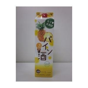女子美酒部 パイン酒 2000mlパック|fukushimasaketen