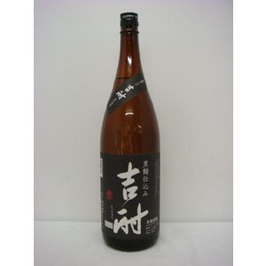 吉酎 黒麹仕込み 1800ml|fukushimasaketen