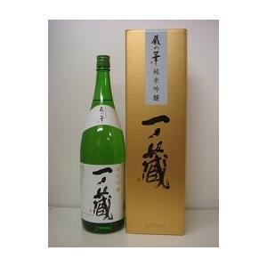 一ノ蔵 純米吟醸 蔵の華  1800ml fukushimasaketen