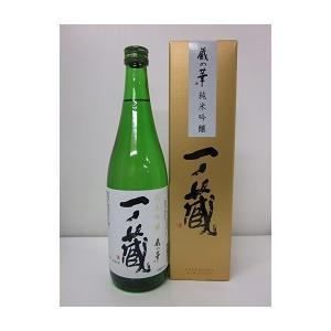 一ノ蔵 純米吟醸 蔵の華 720ml fukushimasaketen