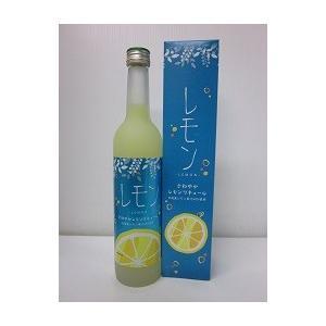 さわやか レモンリキュール|fukushimasaketen