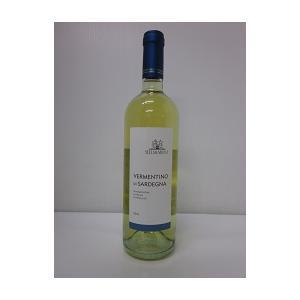 DOCヴェルメンティーノ・ディ・サルデーニャ,  アルコール分 11%, 内容量 750ml