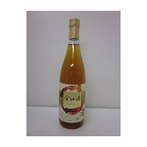 完熟・金柑酒  720ml|fukushimasaketen