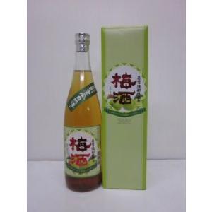 赤芋焼酎仕込み 梅酒 720ml|fukushimasaketen