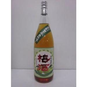 赤芋焼酎仕込み 梅酒  1800ml|fukushimasaketen