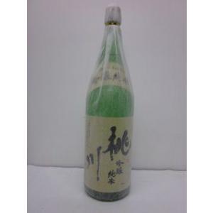 桃川 吟醸純米 1800ml fukushimasaketen