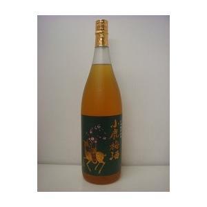 小鹿梅酒  1800ml|fukushimasaketen