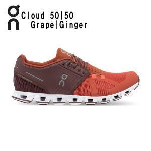 オン(On) Cloud 50 | 50 Grape | Ginger 1999894W ウィメンズ クラウド ランニングシューズ 春夏 限定 カラー(1999894w)|fukuspo