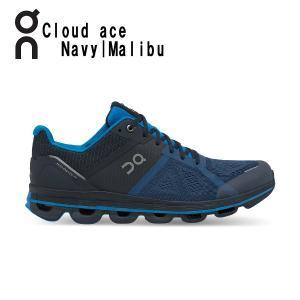 オン(On) Cloud ace Navy & Malibu 30998637M メンズ クラウド ...