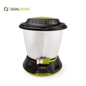 Goal Zero(ゴールゼロ) LIGHTHOUSE CORE LANTERN & USB POWER HUB 32009 ライト LED ランタン キャンプ 登山 アウトドア(32009)|fukuspo