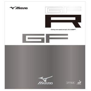 ミズノ(Mizuno) ミズノ(Mizuno) 【ネコポス発送・日時指定不可・代引不可】卓球ラバー GF-R 83JRT740 テンション系裏ソフト 2.2mm/2.0mm|fukuspo