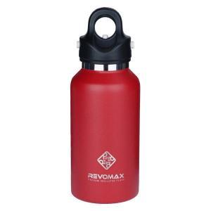 レボマックス(REVOMAX) 真空断熱 ボトル RevoMax2 DWF 12427B FI 355ml レボマックス2 水筒 ワンタッチ 保温 保冷(dwf12427b)|fukuspo