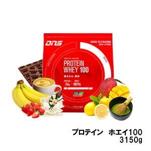 【送料無料】DNS(ディーエヌエス) プロテイン ホエイ100 3kg 3000g チョコレート風味他|fukuspo