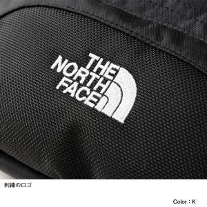 ノースフェイス(THE NORTH FACE) Granule グラニュール NM71905 K ボディバッグ ヒップバッグ ウェストバッグ(nm71905-k)|fukuspo|03
