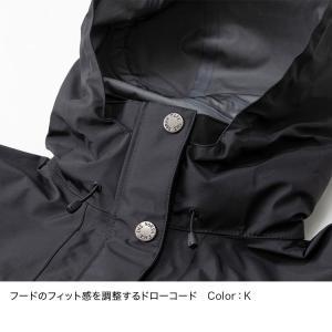 ノースフェイス(THE NORTH FACE ) マウンテン レインテックス ジャケット メンズ NP11914 SY Mountain Raintex Jacket 防水 透湿(np11914-sy)|fukuspo|06