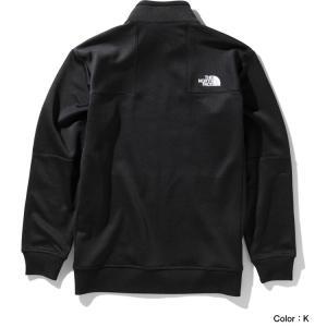 ノースフェイス(THE NORTH FACE ) お取り寄せ商品 ジャージ ジャケット メンズ NT12050 K Jersey Jacket ニット 静電 ストレッチ(nt12050-k)|fukuspo|08